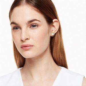 Kate Spade Dainty Pearl Stud Earrings